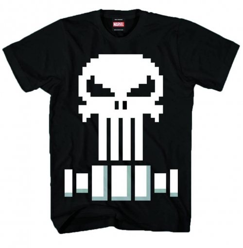 Pixel Punisher Logo T-Shirt