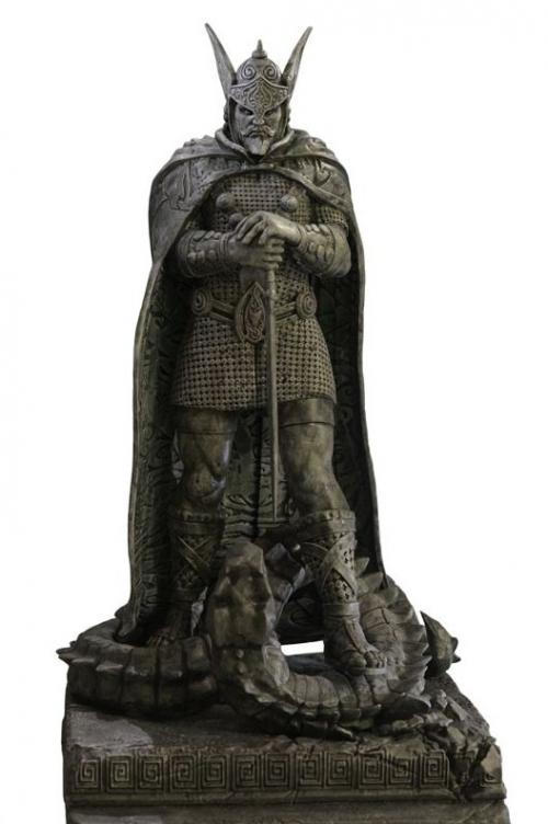 The Shrine of Talos Statue