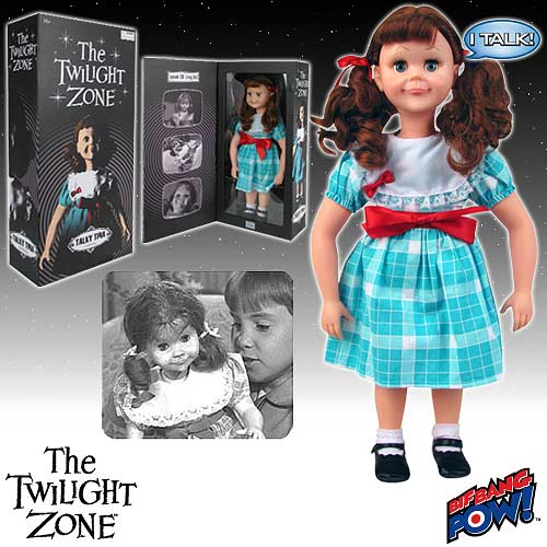 Talky Tina Replica Doll