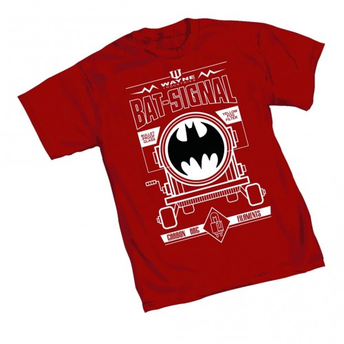 Batman 75th Anniversary Bat-Signal T-Shirt