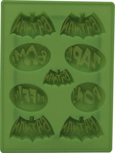 Batman TV Ice Cube Tray