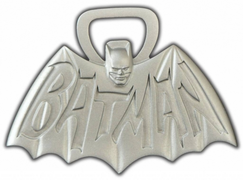 Classic Batman TV Logo Bottle Opener