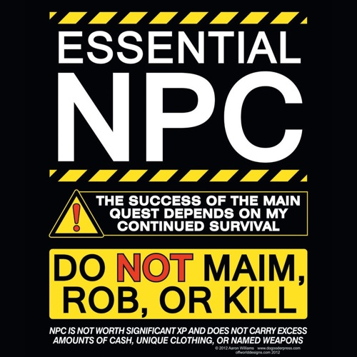 Essential NPC T-Shirt