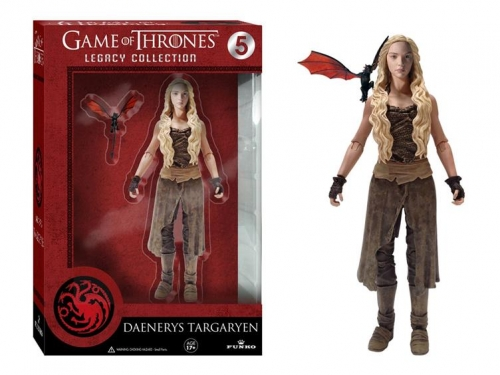 Game of Thrones - Daenerys Targaryen Action Figure