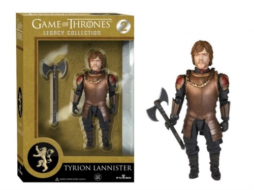 Game of Thrones - Tyrion Lannister Action Figure