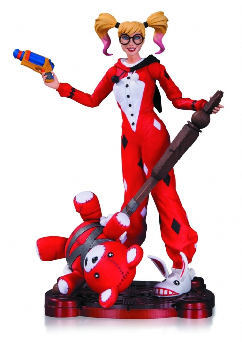 Pajama Party Harley Quinn Action Figure