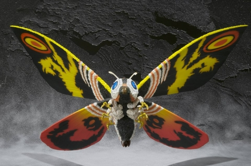 SH Monstert Arts Mothra