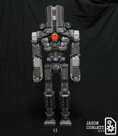Lego Pacific Rim - Cherno Alpha