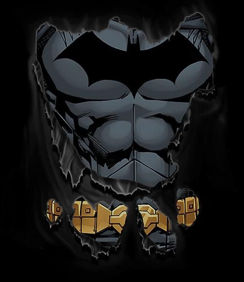 Batman Muscle T-Shirt