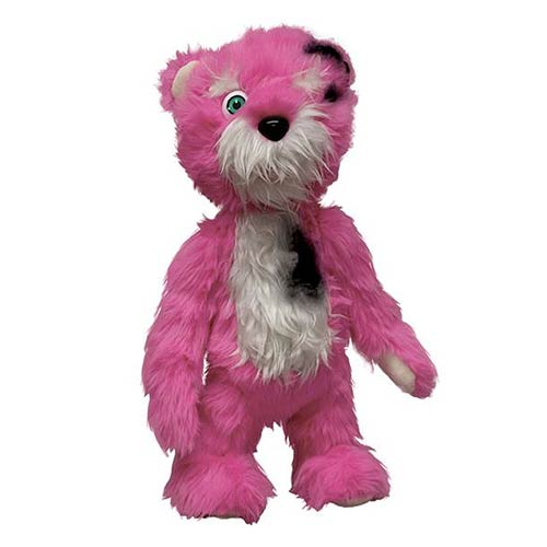 Breaking Bad Pink Teddy Bear Replica