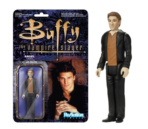Reaction Figures - Buffy The Vampire Slayer - Angel