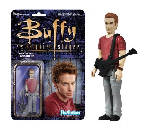 Reaction Figures - Buffy The Vampire Slayer - Oz