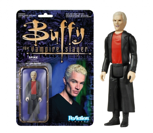 Reaction Figures - Buffy The Vampire Slayer - Spike