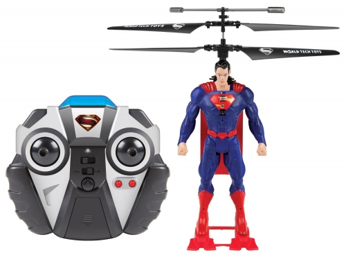 Superman R/C Helicopter