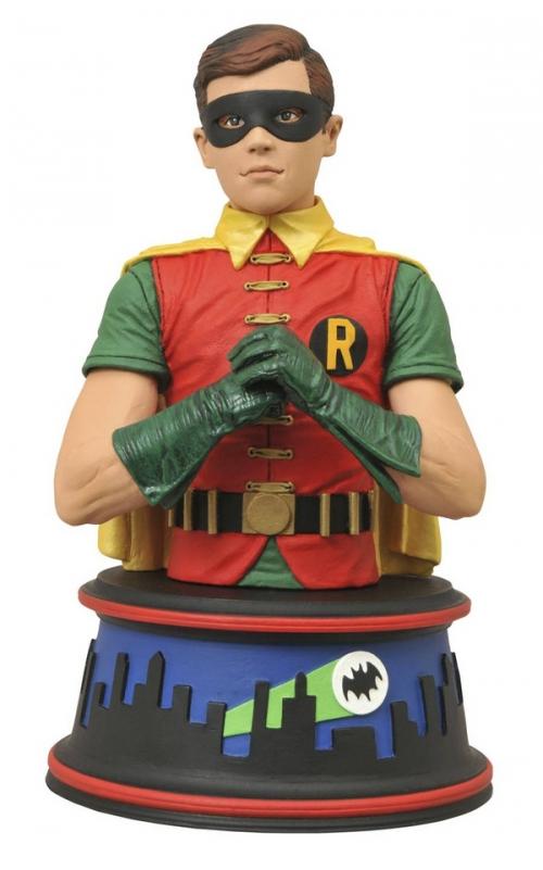 Batman Classic TV Series - Robin Bust