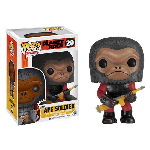 Planet fo the Apes Pop! Vinyl Ape Soldier Figure
