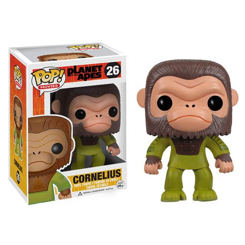 Planet of the Apes Pop! Vinyl Cornelius Figure