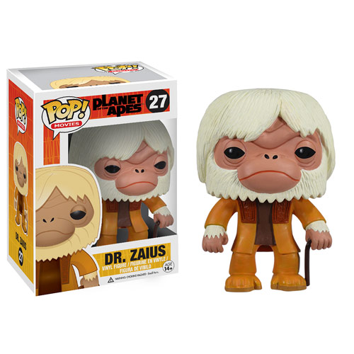 Planet of the Apes Pop! Vinyl Dr. Zaius Figure
