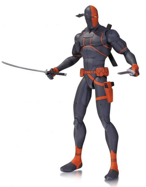 Son of Batman: Deathstroke Action Figure