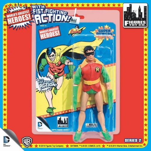 DC Super Powers Retro: Robin