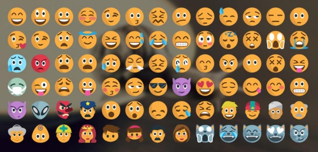 Emoji One Sample