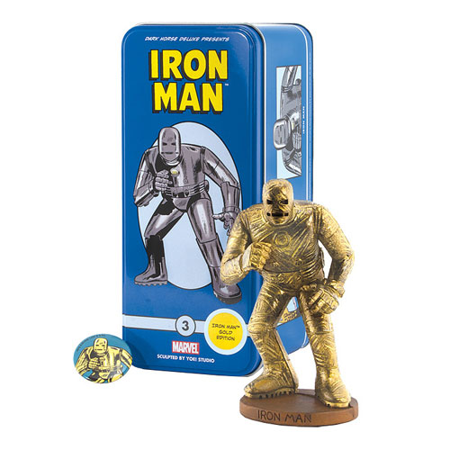 Gold Iron Man Variant