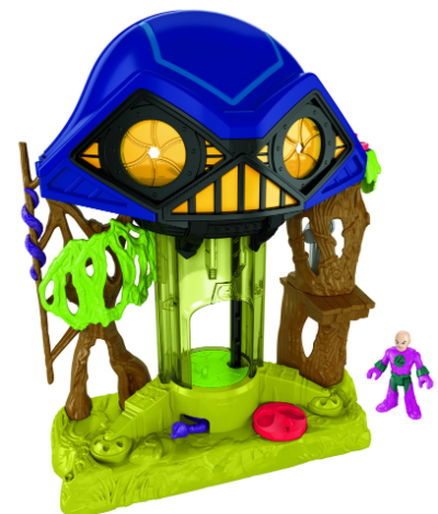 Imaginext - Hall of Doom Playset
