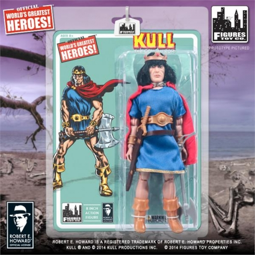 Retro Kull Action Figure