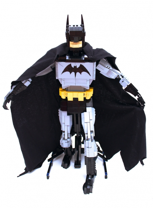 Articulated Lego Batman
