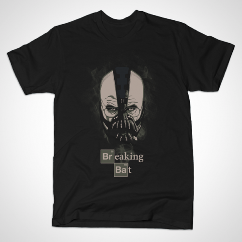 Breaking Bat T-Shirt