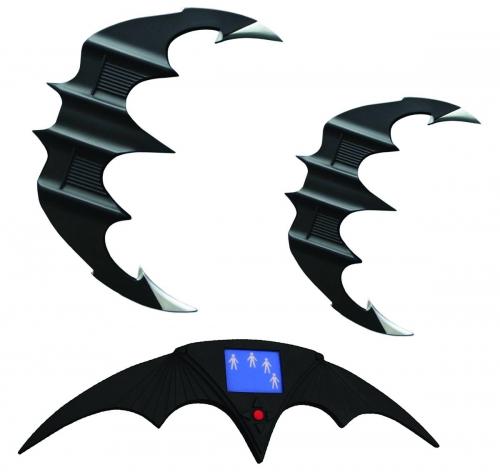 Batarang Prop Relica Set