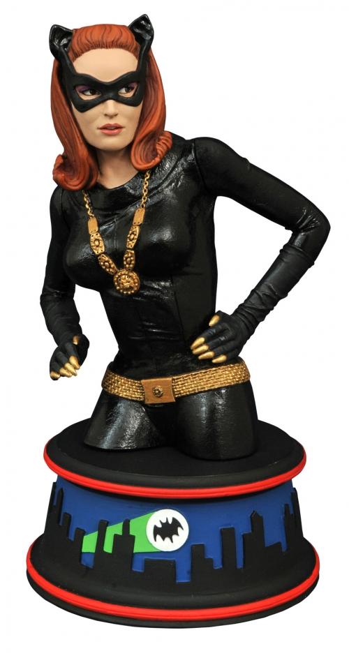 Batman Classic TV Series Catwoman Bust