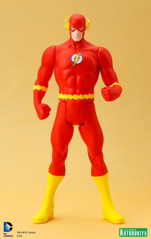 ArtFX+ Flash Classic Costume Statue