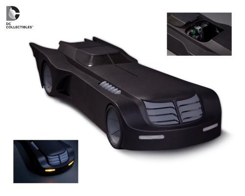 Batman: The Animated Series Batmobile
