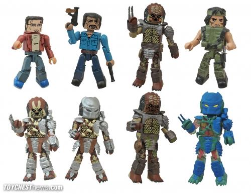 Predator Minimates