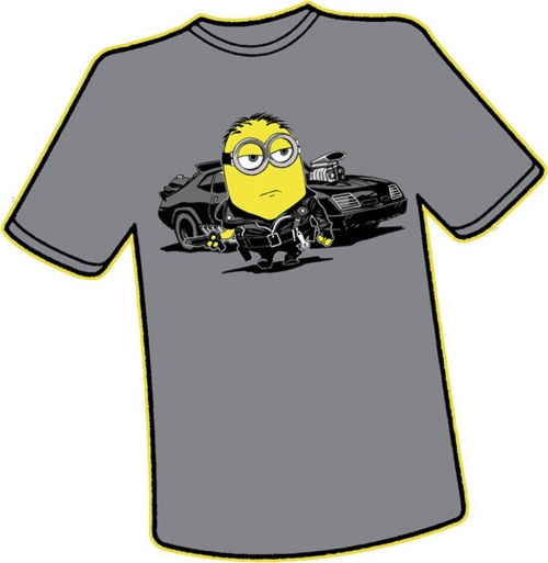 Min' Max T-Shirt