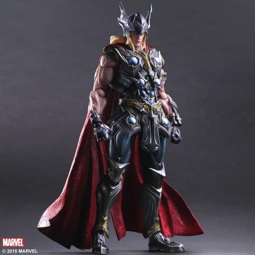 Play Arts Kai Thor Action Figure