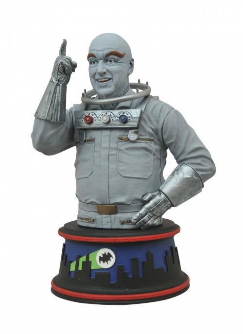 Batman Classic TV Series Resin Bust: Mr. Freeze