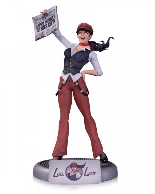 DC Comics Bombshells: Lois Lane Statue
