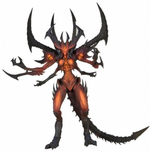 Dibalo III: Diablo Action Figure