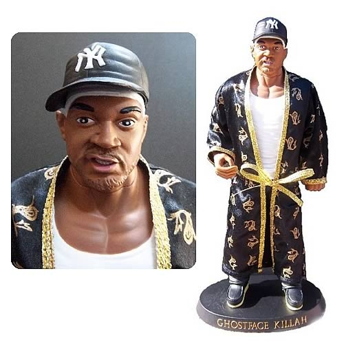 Ghostface Killah Doll