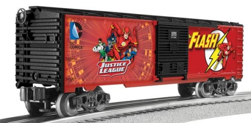 Lionel - Flash Boxcar