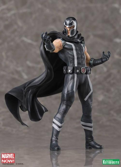ArtFX+ Magneto Statue
