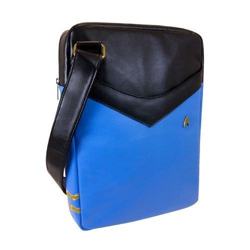 Star Trek: The Original Series Blue Uniform Laptop Bag