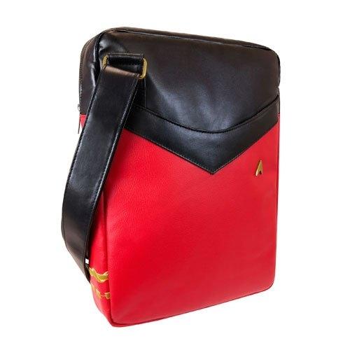 Star Trek: The Original Series Red Uniform Laptop Bag