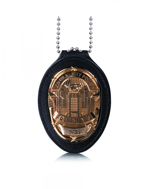 Central City Police Badge Prop