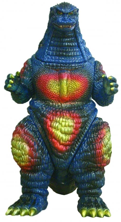 Giant Godzilla '95 Sofubi