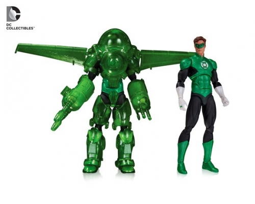 Green Lantern Hal Jordan Deluxe Action Figure