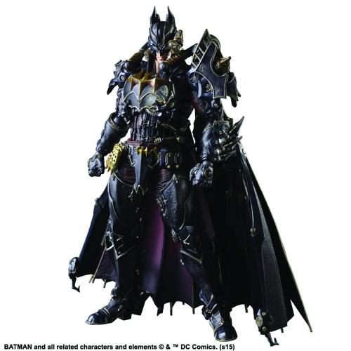Play Arts Kai - Steampunk Batman Figure