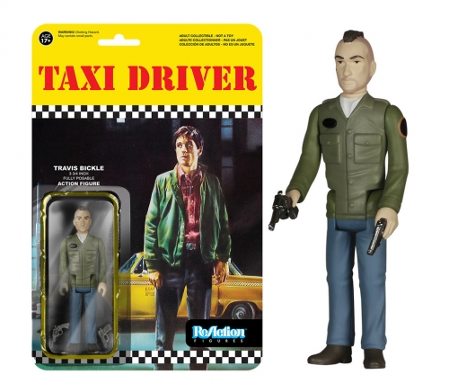 Re:Action Taxi Driver Figure